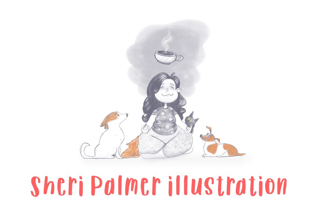 Sheri Palmer Illustration