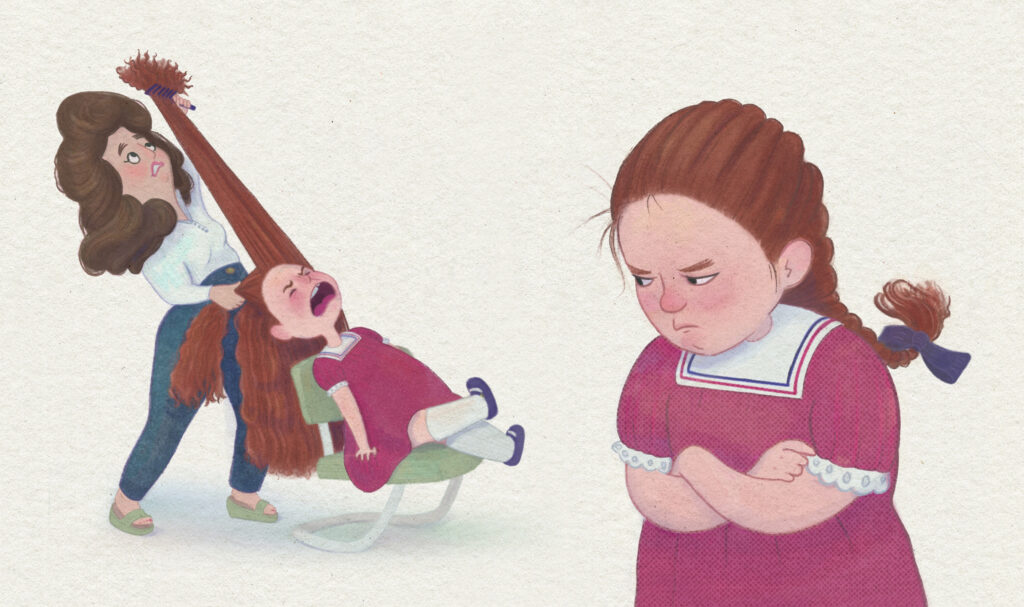 Hair Dresser Kids