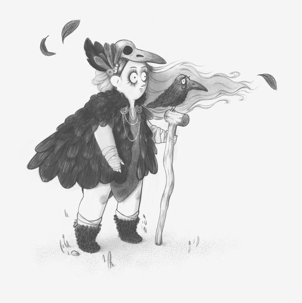 Character Design - Morrigan