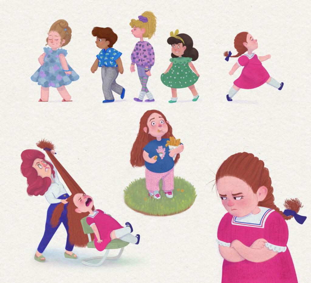 Character Design - Children